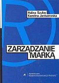 Zarządzanie marką - okładka książki