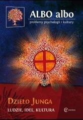 Albo albo. Dzieło Junga 1/2017 - okładka książki
