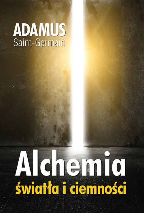 Alchemia światła i ciemności - okładka książki