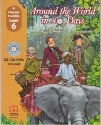 Around The World in 80 Days (+ - okładka podręcznika