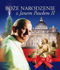 Boże Narodzenie z Janem Pawłem - okładka książki