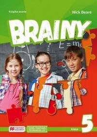 Brainy 5 SB - okładka podręcznika