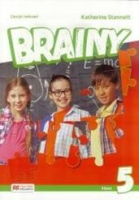 Brainy 5 - okładka podręcznika