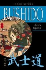 Bushido. Dusza Japonii - okładka książki