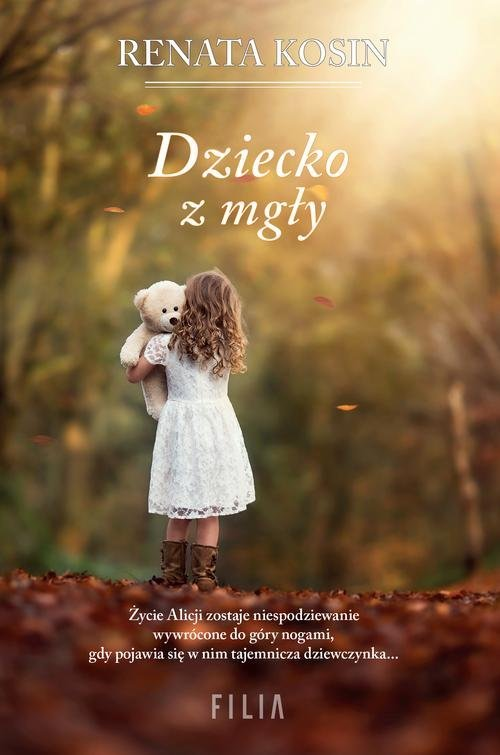 Dziecko z mgły - okładka książki