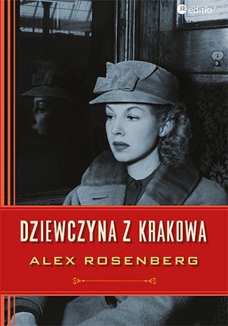 Dziewczyna z Krakowa - okładka książki