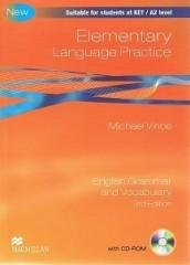 Elementary Language Practice - okładka podręcznika