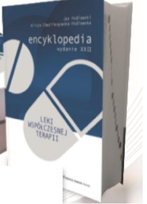 Encyklopedia. Leki. Współczesnej - okładka książki