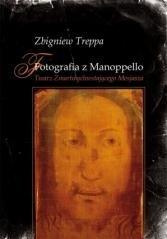 Fotografia z Manoppello. Twarz - okładka książki
