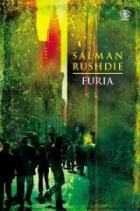 Furia - okładka książki