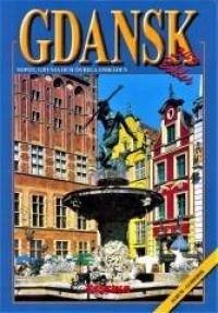 Gdańsk, Sopot, Gdynia (wersja szw.) - okładka książki