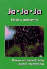 Ja, ja, ja. Pająk w pajęczynie - okładka książki