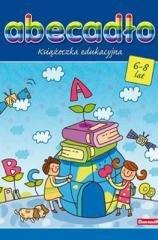 Książeczka edukacyjna. Abecadło - okładka książki