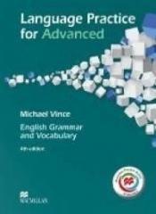 Language Practice for Advanced - okładka podręcznika