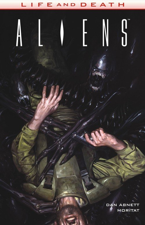 Life & Death. Aliens - okładka książki