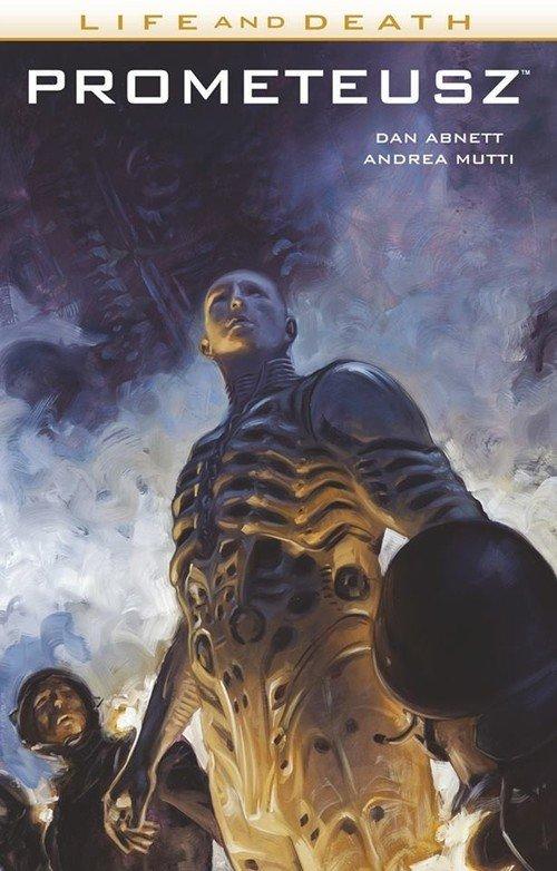 Life & Death. Prometeusz - okładka książki
