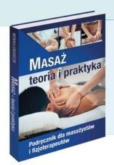 Masaż - teoria i praktyka. Kwalifikacja - okładka podręcznika