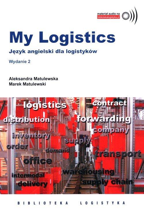 My Logistics ILIM - okładka podręcznika