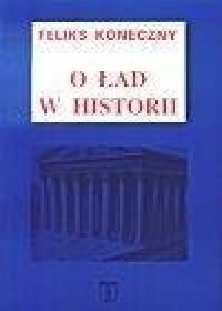 O ład w historii - okładka książki
