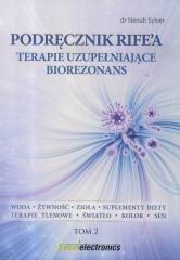 Podręcznik Rife a. Terapie uzupełniające... - okładka książki
