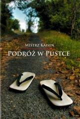 Podróż w pustce - okładka książki