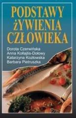 Podstawy żywienia człowieka - okładka podręcznika