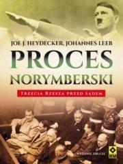 Proces norymberski. Trzecia Rzesza - okładka książki