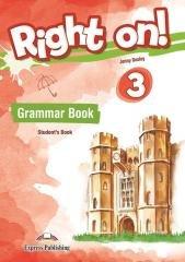 Right On! 3 GB + DigiBook - okładka podręcznika