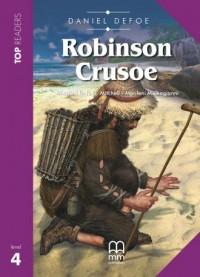 Robinson Crusoe + CD-ROM SB - okładka podręcznika