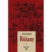 Różany cz. 1 - okładka książki