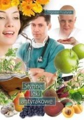 Słynne leki antyrakowe - okładka książki