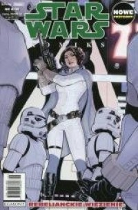 Star Wars Komiks 6/2016 - okładka książki