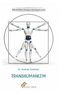 Transhumanizm - okładka książki