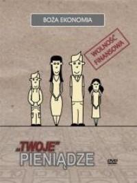 Twoje pieniądze (książka + DVD) - okładka książki