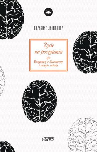 Życie na poczytaniu - okładka książki