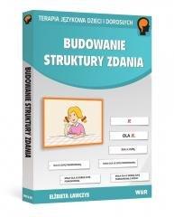 Budowanie struktury zdania - okładka podręcznika