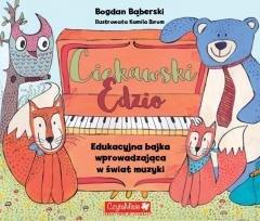 Ciekawski Edzio - okładka książki