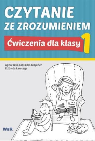 Czytanie ze zrozumieniem dla klasy - okładka podręcznika