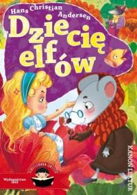 Dziecię elfów - okładka książki