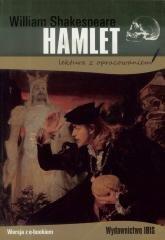 Hamlet z opracowaniem - okładka książki