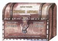 Kuferek Antosia. Świat głosek, - okładka książki