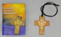 Pamiątka sakramentu bierzmowania - okładka książki