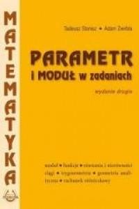 Parametr i moduł w zadaniach - okładka podręcznika