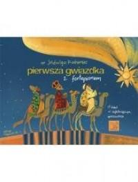 Pierwsza gwiazdka z fortepianem - okładka podręcznika