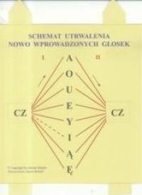 Schemat utrwalania nowo wprowadzonych - okładka książki