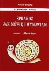 Sprawdź jak mówię i wymawiam - okładka książki