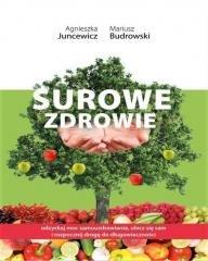 Surowe zdrowie - okładka książki
