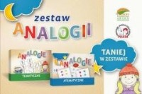 Zestaw analogii - zdjęcie zabawki, gry