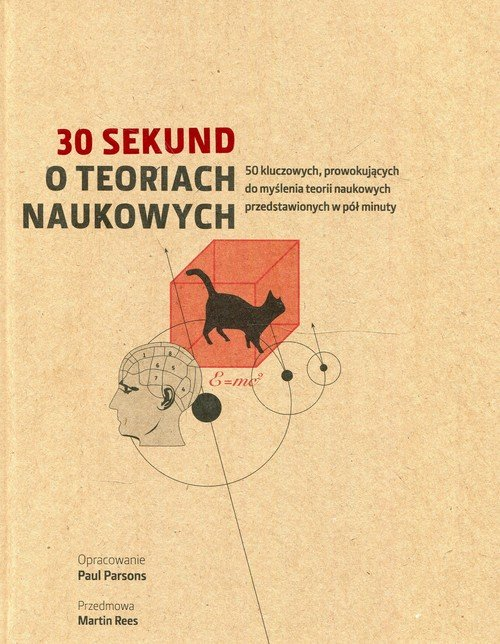 30 sekund O teoriach naukowych - okładka książki