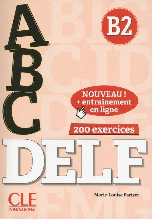 ABC DELF - Niveau B2 - Livre + - okładka podręcznika